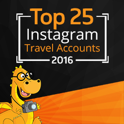 Top 25 Instagram Travel Accounts 2016