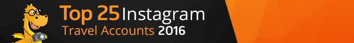 Top 25 Instagram Travel Accounts 2016